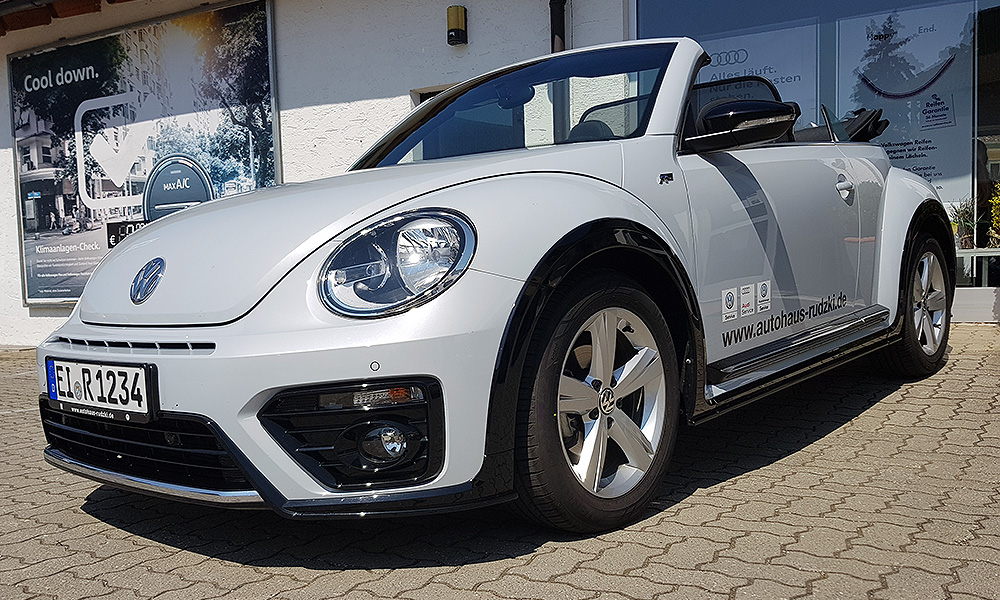 Beetle Cabrio - 150 PS